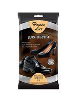 Влажные салфетки для обуви (15 шт.)