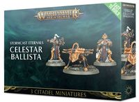 Warhammer Age of Sigmar. Stormcast Eternals. Celestar Ballista (71-16)