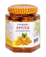 """Грецкие орехи в горном мёде """"Мелмур"""" (235 г)"""