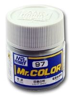 Краска Mr. Color (light gray, C97)