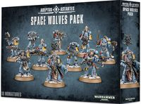 Warhammer 40.000. Space Wolves Pack (53-06)