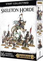 Warhammer Age of Sigmar. Skeleton Horde. Start Collecting (70-94)