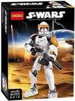 "Конструктор ""S-Wars. Клон-коммандера Коди"" (82 детали)"