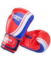 """Перчатки боксёрские """"Knockout BGK-2266"""" (10 унций; красные)"""