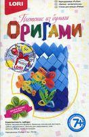 """Оригами модульное """"Карандашница. Рыбки"""""""