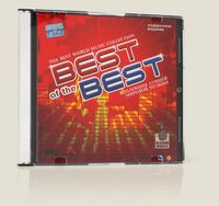 """Зеркало-диск """"Best of the best"""""""