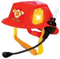 Пожарный шлем (со световыми и звуковыми эффектами)