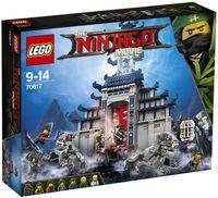 """LEGO The Ninjago Movie """"Храм Последнего великого оружия"""""""