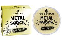 """Пудра для ногтей """"Metal Shock"""" (тон: 04)"""