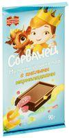 """Шоколад молочный """"Сорванец"""" (90 г; кислый мармелад)"""