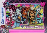 """Пазл """"Monster High. Странные и шикарные"""" (500 элементов)"""