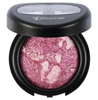 "Тени для век ""Diamonds Terracotta Eye Shadow"" (тон: 04, pink diamond-intense glow)"