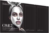 """Маска для лица 3в1 """"Silver Facial"""" (153 мл)"""