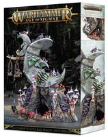 Warhammer Age of Sigmar. Gloomspite Gitz. Bad Moon Loonshrine (89-36)